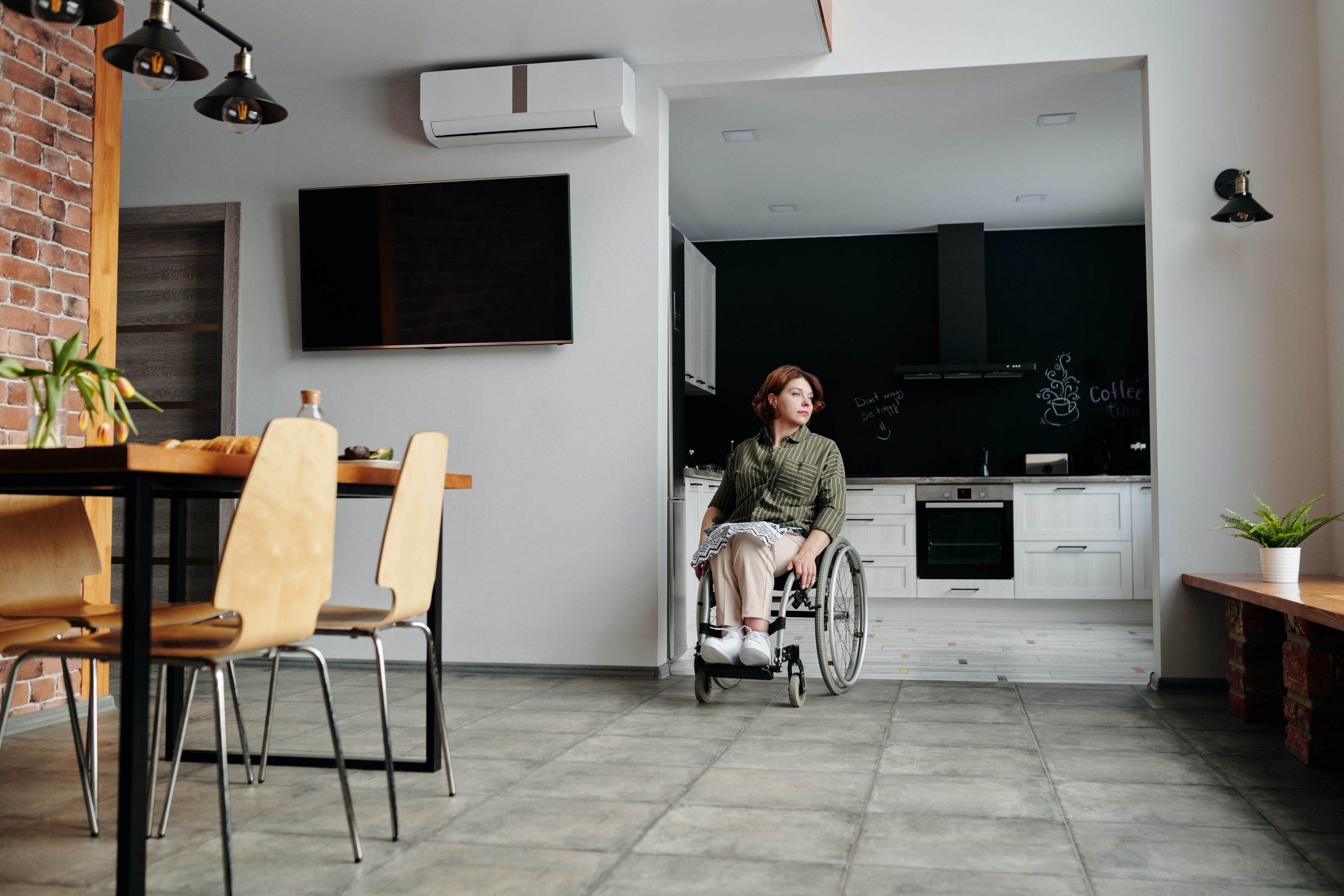 10 consejos para mejorar la accesibilidad de una vivienda.